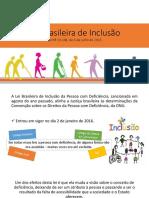 Lei Brasileira de Inclusão I
