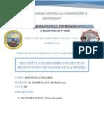 TECNOLOGÍA MINERA EN LA EXTRACCIÓN ARTESANAL DE ORO.docx