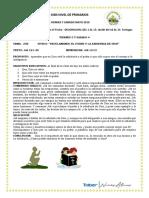 Clases Viernes y Sabado Mayo 2019