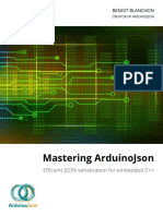 Mastering ArduinoJson