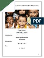 SOS VILLAGEd.docx
