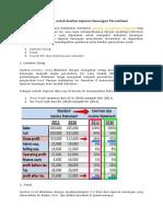 3 Barometer Untuk Analisa Laporan Keuangan Perusahaan