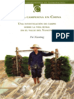 Fei Xiaotong_Vida campesina en China_Examen 2019.pdf