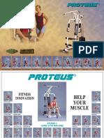 Studio 3 PSS-310V Home Gym-Exercises