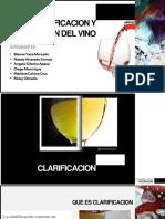 Clarificacion del vino by. ANGHY