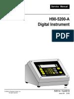 manual de calibración