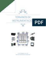 Foro_Términos de Instrumentación