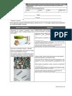 Encuesta Para La Identificación de Aspectos e Impactos Ambientales