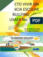 Taller Bullying Para Maestros