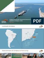 Apresentação Caio Cunha - Porto Do Açu