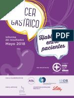Cancer Gastrico Informe Web