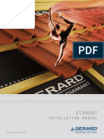 Gerard Diamant Installation Manual