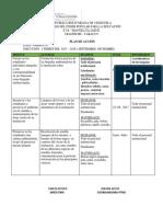 Plan de Accion Ptms, Eib Manuelita Saenz