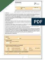 Cuestionario Para Padres 2M 2010