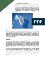Significado de la Bandera de Guatemala