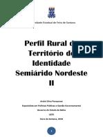 Publicação Perfil Rural Semiárido Nordeste II