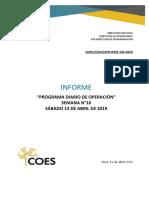 Spr-ipdo-103-2019 Informe Del Programa Diario de Operación Del Sein (1)