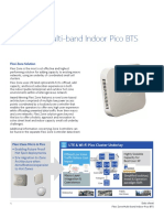 Data Sheet Flexi Zone Multi-band Indoor Pico BTS