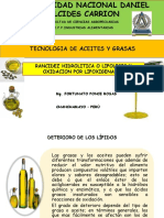 12. RANCIDEZ-LIPOXIGENASAS