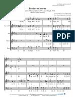 Monteverdi - Lasciatemi Morire (Da Lamento Di Arianna)_madrigal