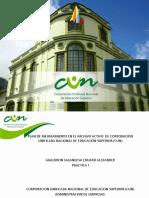 Plan de Mejora Eduard Gualdron Mejor