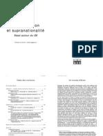 Attac. Normalisation et supranationalité. Essai autour du G8