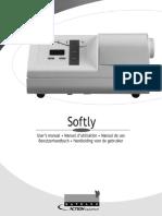 Satelec Softly Amalgamator - User Manual