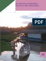 14 – Reserva Extrativista Do Rio Gregório