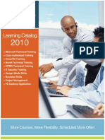 2010NHLearningCatalogOverview