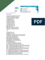 Tabela Cargade Gas(2)