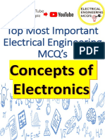 Concepts of Electronics PDF