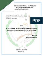 PLAN NACIONAL MEDIANTE APLICACIÓN DE DEBERES Y DERECHOS CONSTITUCIONALES EN GUATEMALA.docx