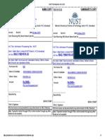 NUST PhD Admission Fall - 2019
