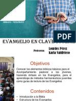 Evangelios en Clave Juvenil