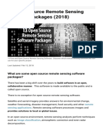 Tmp_10823-13 Open Source Remote Sensing Software Packages (2018) - GIS Geography-134959210