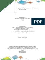 Unidad 1 Fase 1 - Sina y Legislación Ambiental de Colombia V_final