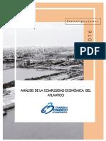 Analisis complejidad Atlántico