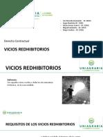 VICIOS REDHIBITORIOS