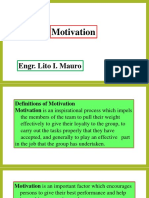 12 Motivation