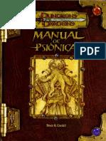 D&D - Manual de Psionica.pdf
