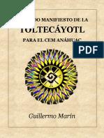 SEGUNDO MANIFIESTO DE LA TOLTECAYOTL