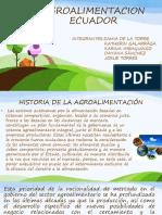 Agroalimentacion Ecuador