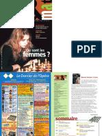 Échec et mat le Nº 81 - Fédération Française des Échecs