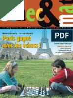 Échec et mat le Nº 88 - Fédération Française des Échecs