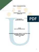 Estudio-De-Caso Evaluacion Psicologica Por Andrea Diaz