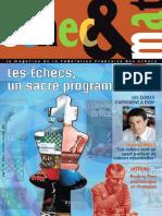 Échec et mat le Nº 101 - Fédération Française des Échecs