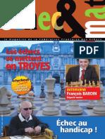 Échec et mat le Nº 103 - Fédération Française des Échecs