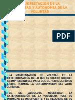 CLASE 2 - PRINCIPIO DE AUTONOMIA DE LA VOLUNTAD Y EL ORDEN PUBLICO.ppt