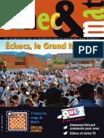 Échec et mat le Nº 108 - Fédération Française des Échecs