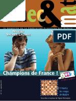 Échec et mat le Nº 113 - Fédération Française des Échecs